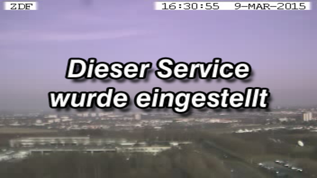Brandenburger Tor Webcam vom ZDF